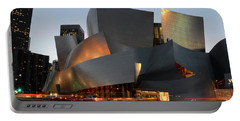 Walt Disney Concert Hall 21 Portable Battery Charger