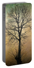 Waltz Of A Tree Portable Battery Charger by Taylan Apukovska