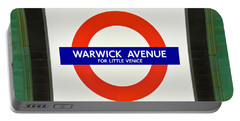 Warwick Station Portable Battery Charger