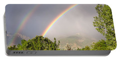 Wasatch Rainbow Portable Battery Charger