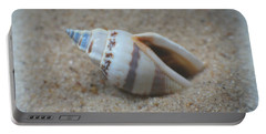 Washed Ashore Seashell Treasure Portable Battery Charger