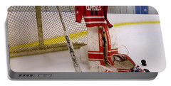 Washington Capitals Braden Holtby Winter Classic 2015 Jersey Portable Battery Charger
