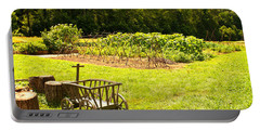 George Washington's Garden Portable Battery Charger