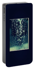 Portable Battery Charger featuring the photograph Water Blues by Marija Djedovic