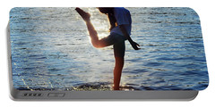 Water Dancer Portable Battery Charger