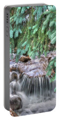 Water Falling I Portable Battery Charger