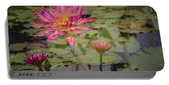 Water Garden Dream Portable Battery Charger