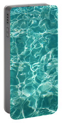 Water Meditation I. Five Elements. Healing With Feng Shui And Color Therapy In Interior Design Portable Battery Charger