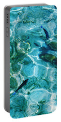 Water Meditation II. Five Elements. Healing With Feng Shui And Color Therapy In Interior Design Portable Battery Charger