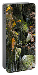 Portable Battery Charger featuring the photograph Water Of Life by Michele Myers