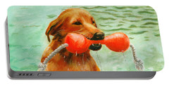 Waterdog Portable Battery Charger