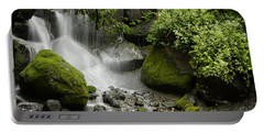 Waterfall Mist Portable Battery Charger