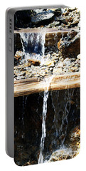 Waterfall Steps Portable Battery Charger