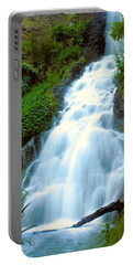 Waterfalls In Golden Gate Park Portable Battery Charger