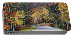 Waterville Road New Hampshire Portable Battery Charger