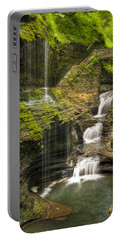Watkins Glen Rainbow Falls Portable Battery Charger