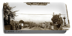 Watsonville California  The Apple City Circa 1926 Portable Battery Charger