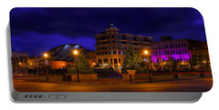 Wausau's 400 Block After Dark Portable Battery Charger