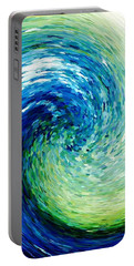 Wave To Van Gogh Portable Battery Charger