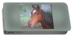 Wayne's Horse Portable Battery Charger