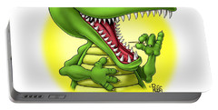 We Love Tourists Gator Portable Battery Charger