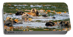 We Otter Be In Pictures Portable Battery Charger