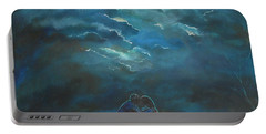 Weathering The Storm Portable Battery Charger