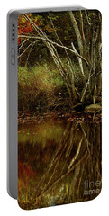 Weeping Branch Portable Battery Charger