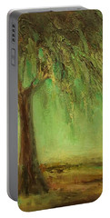 Weeping Willow Portable Battery Charger