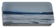 Portable Battery Charger featuring the photograph Weirs Beach Nh Almost by Mim White