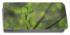 Welcome Spring Portable Battery Charger