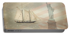 Welcome To Nyc Portable Battery Charger