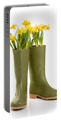 Wellington Boots Portable Battery Charger