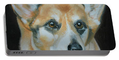 Welsh Corgi Portable Battery Charger