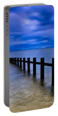 Welsh Seascape Portable Battery Charger