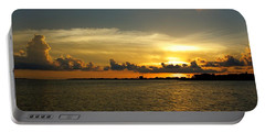 West Bay Sunset Portable Battery Charger