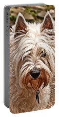 West Highland White Terrier Portable Battery Charger