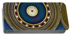 West Virginia State Capital Dome Hdr Portable Battery Charger