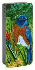 Western Bluebird Portable Battery Charger