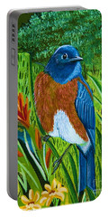 Western Bluebird Portable Battery Charger