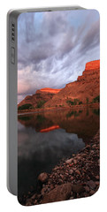 Portable Battery Charger featuring the photograph Western Colorado by Ronda Kimbrow