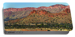 Western Macdonnell Ranges Portable Battery Charger