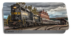 Western Maryland Scenic Railroad Portable Battery Charger