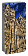 Westminster Abbey West Front Portable Battery Charger
