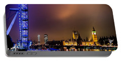 Westminster And Eye Night Glow Portable Battery Charger