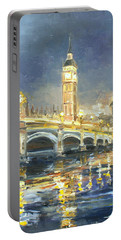 Westminster Bridge Portable Battery Charger