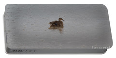 Wet Duck Portable Battery Charger