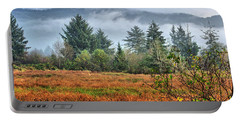 Wetlands In The Fall Portable Battery Charger
