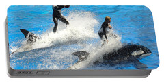 Whale Racing Portable Battery Charger