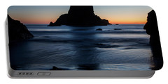 Whaleshead Beach Sunset Portable Battery Charger